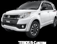 Rental Mobil Daihatsu Terios