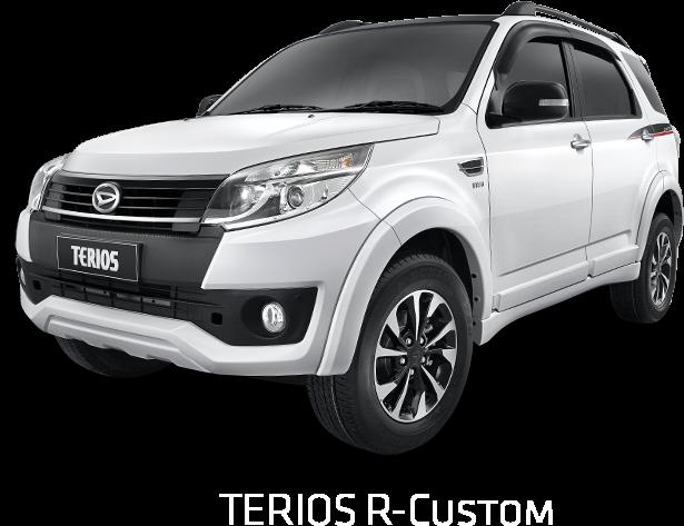 Rental mobil Terios Murah Jakarta