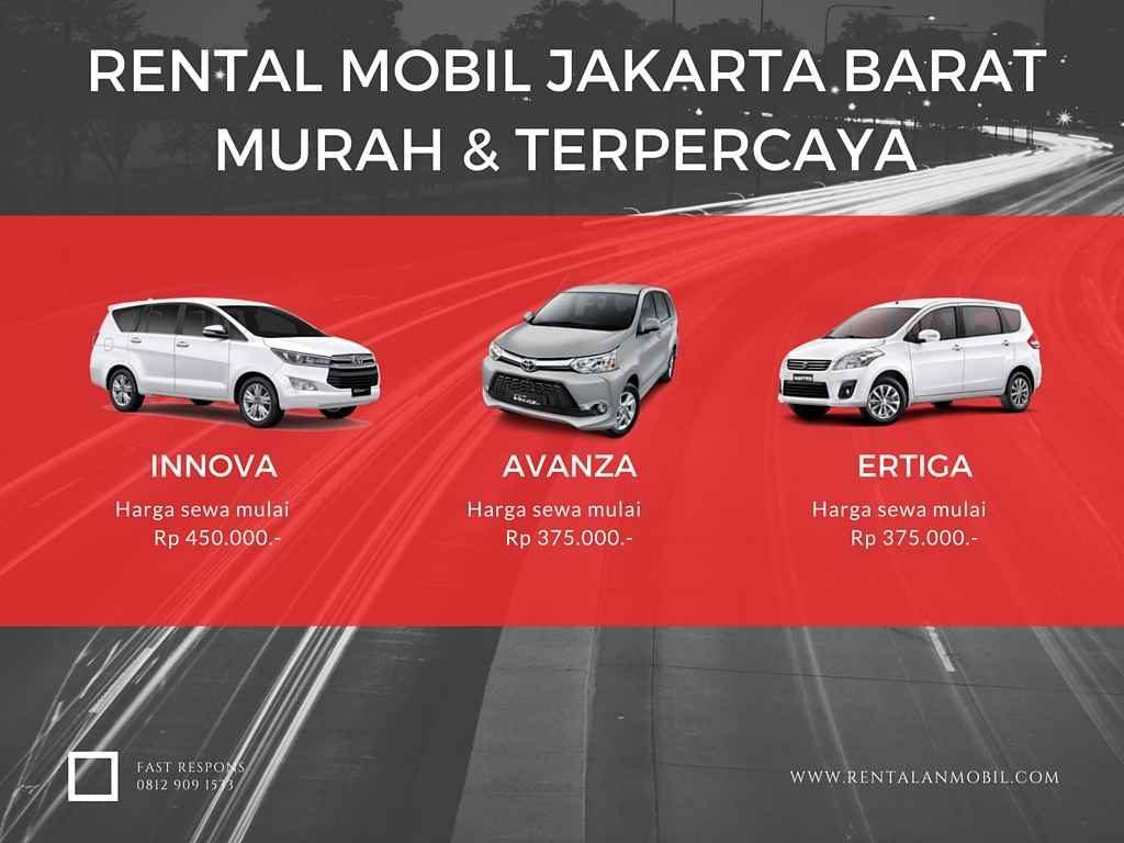 Jasa Rental Mobil Jakarta Barat murah