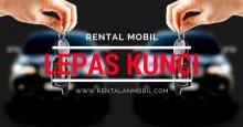 Rental Mobil Lepas Kunci murah di Jakarta