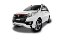 Rental Mobil Toyota Rush