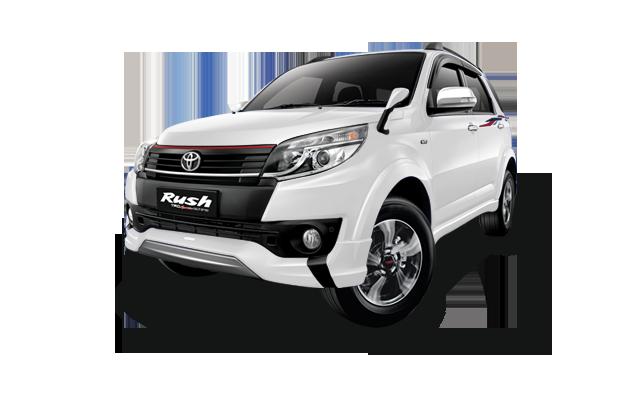 Rental Toyota Rush Murah Jakarta