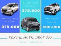 Murahnya Biaya Rental Mobil Sistem Drop Off