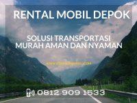 Paket rental mobil depok solusi transportasi murah