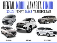 Paket hemat rental mobil Jakarta timur