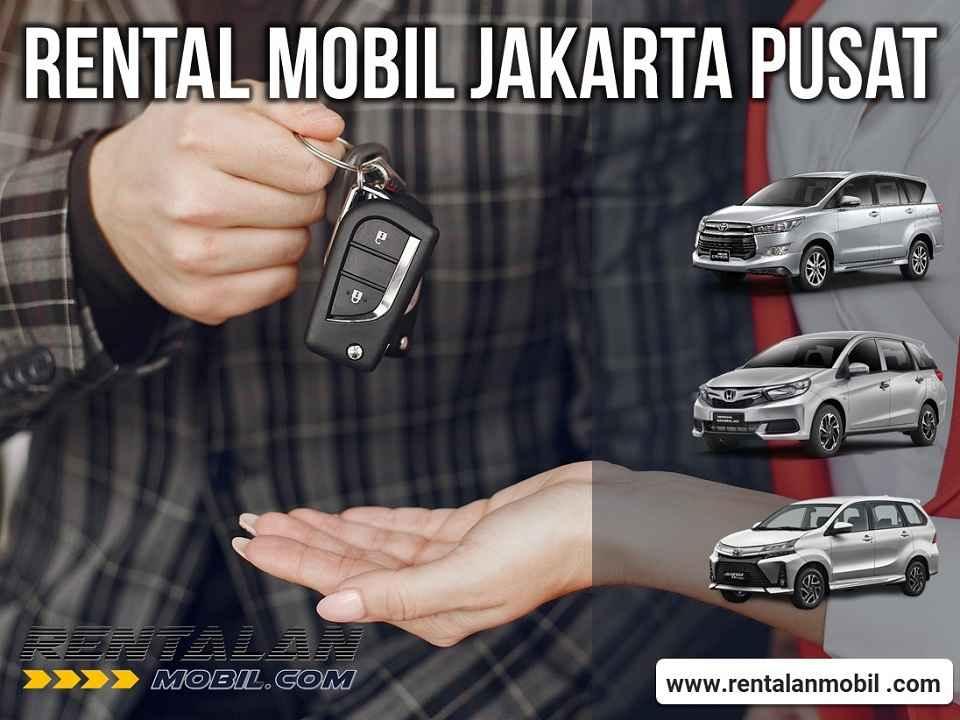 Sewa Mobil Dekat Pasar Petojo Enclek