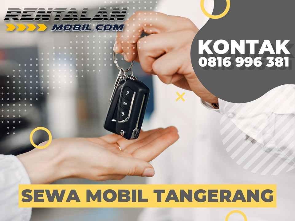Sewa Mobil di Tangerang