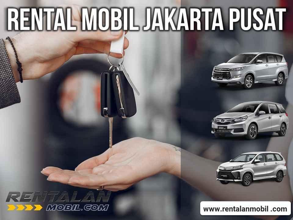 Sewa Mobil Dekat Hotel Gren Alia Jakarta