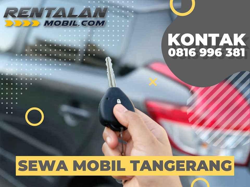 Sewa Mobil di Belendung Tangerang