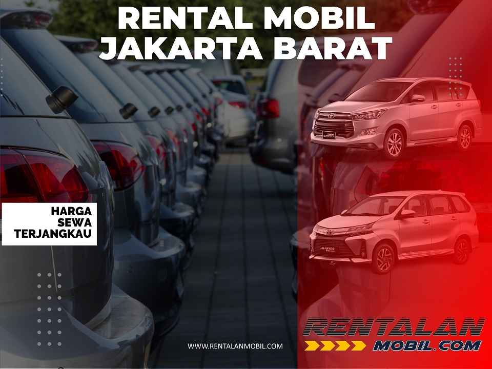 Sewa Mobil Di Jakarta Barat