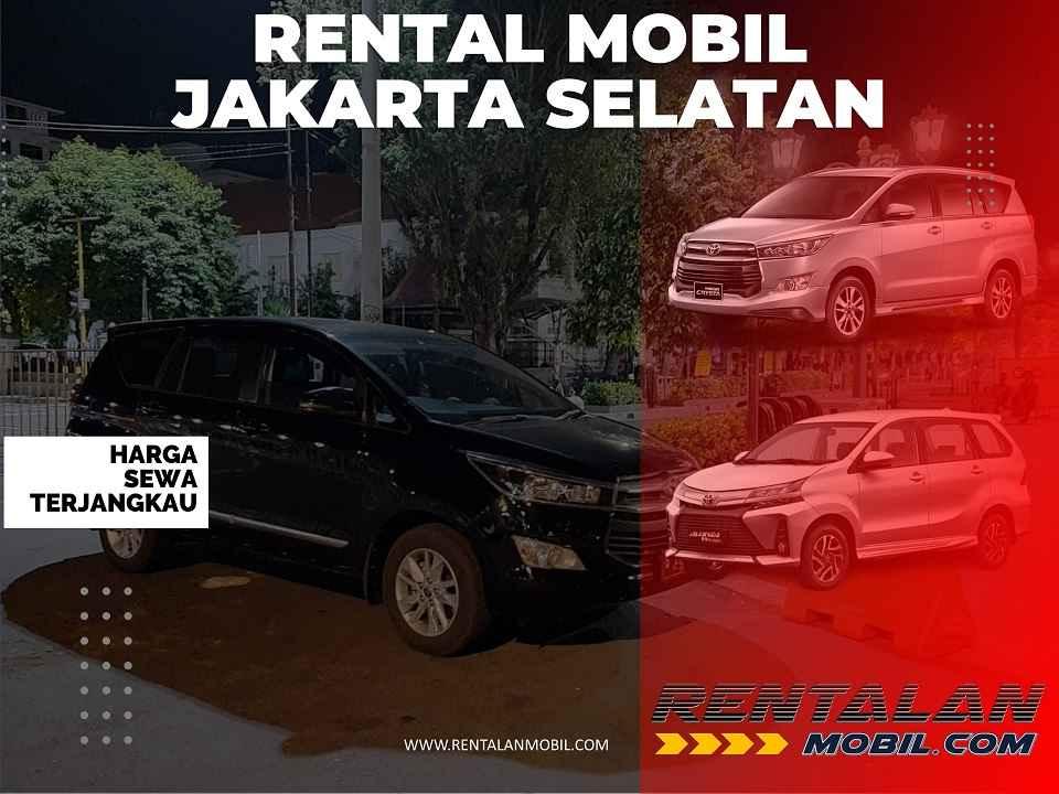 Sewa Mobil Di Jakarta Selatan