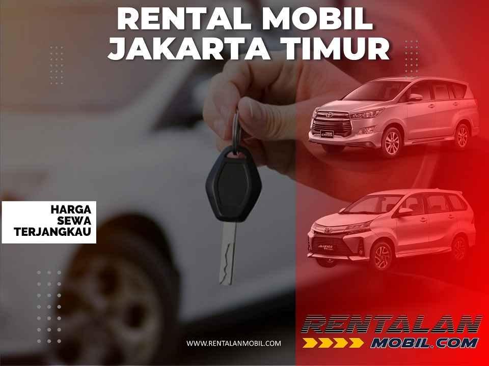 sewa mobil di Jakarta Timur