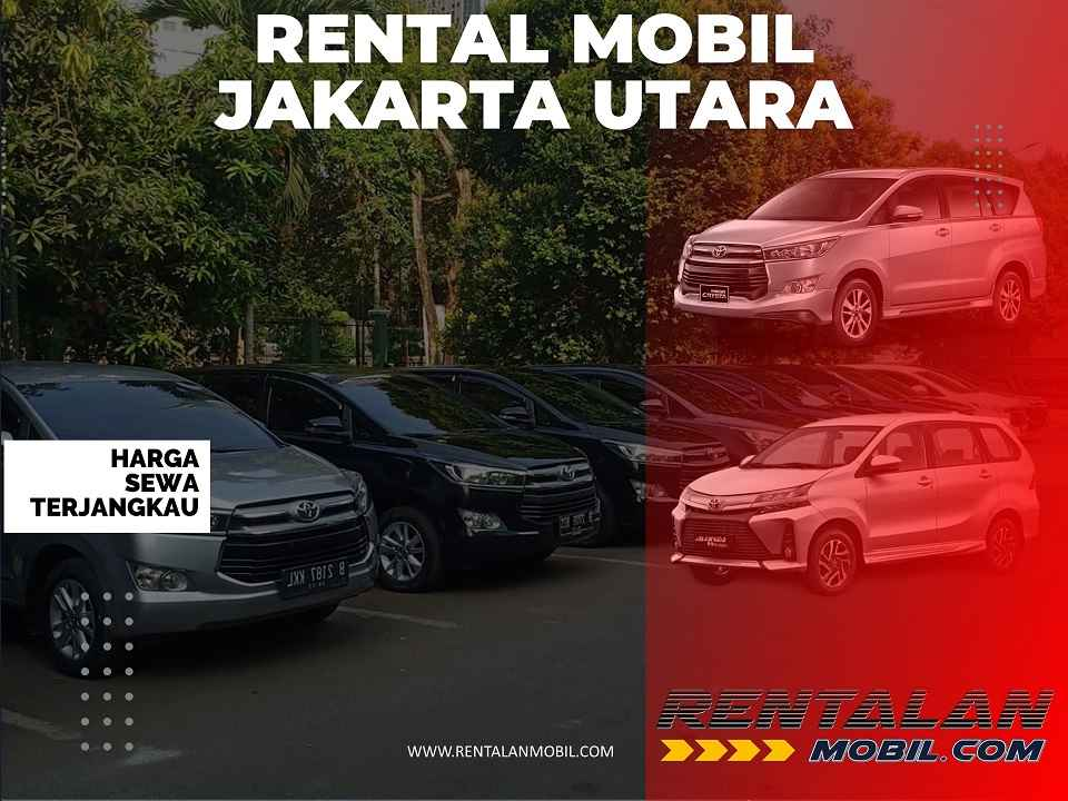 sewa mobil di Jakarta Utara