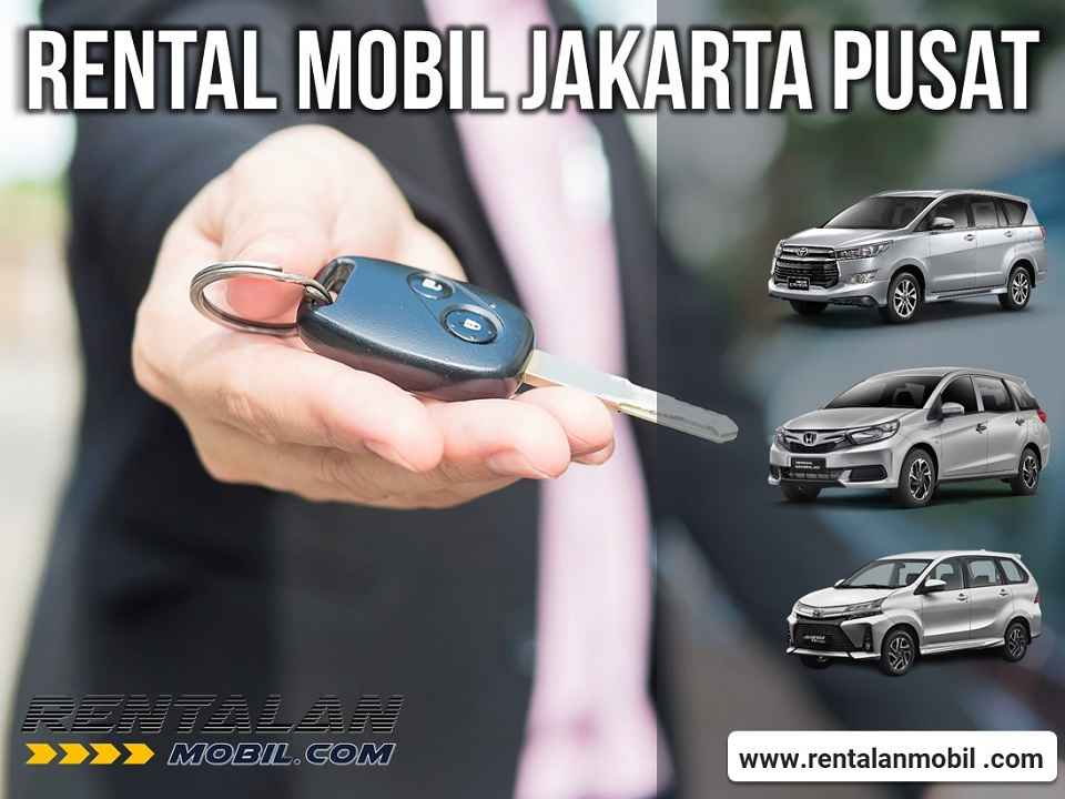 Sewa Mobil Dekat Ana Hotel Jakarta